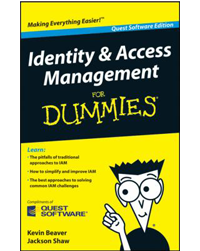 Identify And Access Management For Dummies
