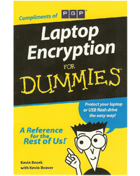 Laptop Encryption For Dummies